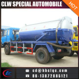 좋은 판매 8m3 10m3 하수 오물 유조 트럭 하수 오물 흡입 트럭
