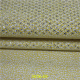 Относящая к окружающей среде содружественная кожа PU синтетическая с влиянием штемпелевать золота
