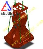 Das mechanische Seil vier Scissor Zupacken-Wanne
