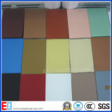 Glace Tempered 4mm de couleur de peinture de qualité 5mm 6mm 8mm