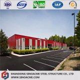"""Construction pré conçue/construction/exposition de structure métallique de panneau """"sandwich"""" d'unité centrale"""