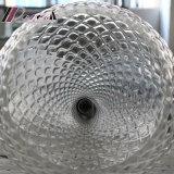 Светильник европейской прозрачной стеклянной формы ананаса привесной