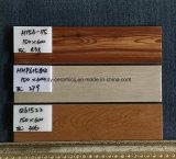 Matériau de construction en bois de tuile d'étage en céramique