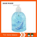 Lavage à la main à 500 ml de mousse liquide à la vapeur avec des particules
