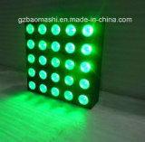 luz de la matriz de 25PCS 30W LED/una luz más oculta/luz del efecto/luz de la colada