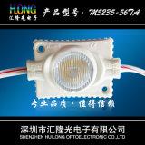 Módulos impermeáveis do diodo emissor de luz 3W para anunciar a iluminação da caixa