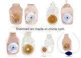 StomaのUrostomy医学の再使用可能なDrainable袋