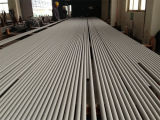 Tubo de aço inoxidável desenhado a frio para transporte de fluidos