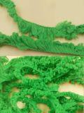 L'immaginazione mezza di Microfiber della piuma del velluto lavora a mano il filato per maglieria del Crochet