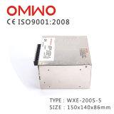 Wxe-200-5, 200W heiße bewegliche Stromversorgung des Verkaufs-5V 40A