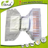 Couches-culottes adultes non-tissées de Topsheet avec l'indicateur d'humidité