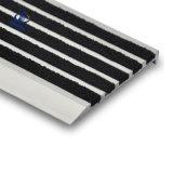 알루미늄 프레임 (MSSNC-5)를 가진 비 카보런덤 미끄럼 층계 보행