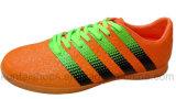 PU Outsole Kt61019が付いているインドアサッカーの靴