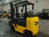 2.5t Gasolina LPG Gas Dual Fuel Cushion Forklift