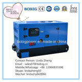 Gerador diesel silencioso a prova de som de 21kVA-1375kVA com motor Weichai