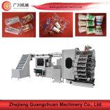 Mehrfarbenplastikcup-Drucken-Maschine