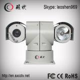 Câmeras infravermelhas inteligentes da fiscalização PTZ do carro da visão noturna do zoom 100m de Sony 18X com limpador