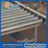 De Transportband van de Rol van het staal die voor het Leegmaken wordt gebruikt