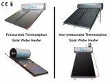 De zonnestelsel niet-Onder druk gezette ZonneVerwarmer van het Water Thermosiphon