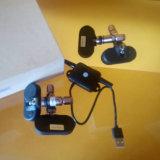 Pantalla androide de la navegación del sistema del USB de los sensores internos TPMS con el APP