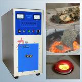 Forno di fusione della macchina termica di induzione per fusione di alluminio del rame dell'oro