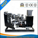 120kwはタイプDeutzのディーゼル発電機セットを開く