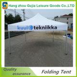 Zoll druckte Messeen-Falten-im Freienkabinendach-Zelt für Verkauf