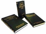 Impresión encuadernada del libro de Hardcover del cuero barato de la Caliente-Venta