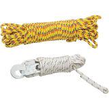 Cuerda de escalada 10,2 mm de nylon de protección dinámica para la escalada