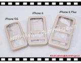 Оптовый случай сотового телефона рамки металла