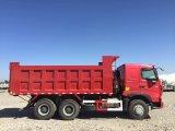 Sinotruk HOWO A7 371HP 6X4 camión volquete