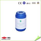Cartucho de filtro de 10 pulgadas de agua GAC Carbono