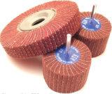 Rotella non tessuta della falda con l'asta cilindrica