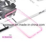In het groot Hoog Duidelijk Transparant Zacht Geval voor iPhone 7