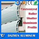 Tanzania Mercado de extrusión de aluminio Perfil de ventana del rodillo de puerta de persiana