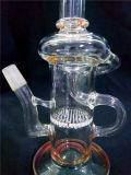 Narguilé en verre de Shisha de conduite d'eau AA-83 pour le fumage