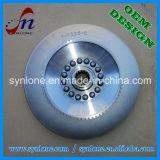 Mozzo di rotella di alluminio con il processo lavorante di CNC