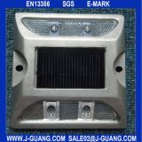 Solar LED Road Stud ojos de gato luz intermitente