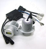 80W l'alto angelo dell'indicatore di lumen LED Eyes l'indicatore luminoso dell'automobile del LED per BMW E90 E91