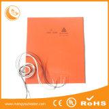 calefator flexível da venda direta de China da almofada de aquecimento da base de alumínio do calor 300X300