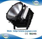Yaye 18 최신 인기 상품 크리 말/Meanwell를 가진 방수 IP65 크리 사람 500W LED 높은 만 빛 5 년 보장
