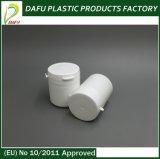 weiße Farbe 50ml PET Kaugummi-Süßigkeit-Plastikflasche