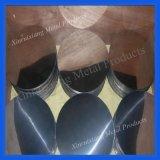 201 304 Uitstekende kwaliteit Koudgewalste Cirkels van het Roestvrij staal