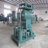 Épurateur portatif d'huile isolante de pétrole de condensateur de pétrole de transformateur (ZY)