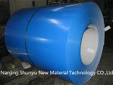 Metal da telhadura/bobina de aço revestida cor/ferro/folha galvanizados do edifício Construction/PPGI