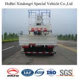 camion di Platfrom del lavoro di elevata altitudine di 13.5m JAC