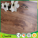 Le meilleur prix de la couleur en bois de qualité comme l'étage desserré réel de PVC de configuration