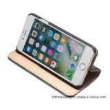 Неподдельное реальное кожаный iPhone аргументы за мобильного телефона