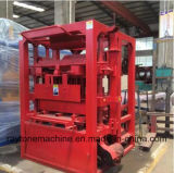 Tipo bloco de Qtj4-26c que faz o bloco de cimento da máquina que faz a máquina