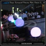 공장 가격을%s 가진 LED 가구를 바꾸는 RGB 재충전용 플라스틱 색깔